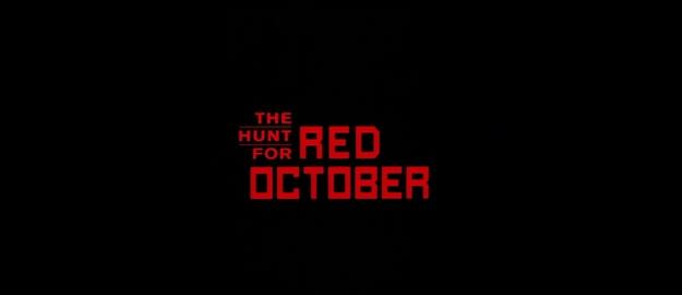 À la poursuite d'Octobre Rouge - générique