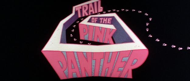 À la recherche de la panthère rose - générique