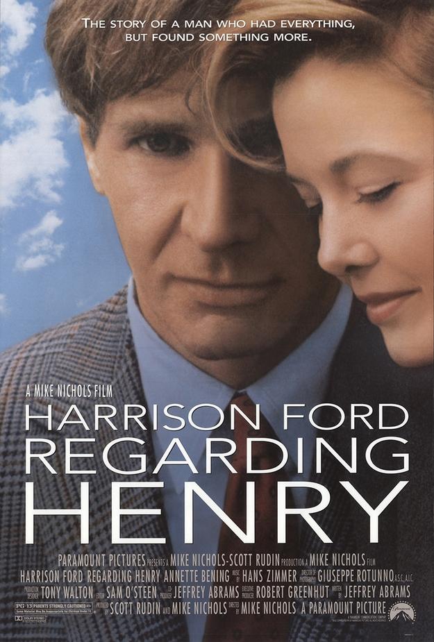 À propos d'Henry - affiche