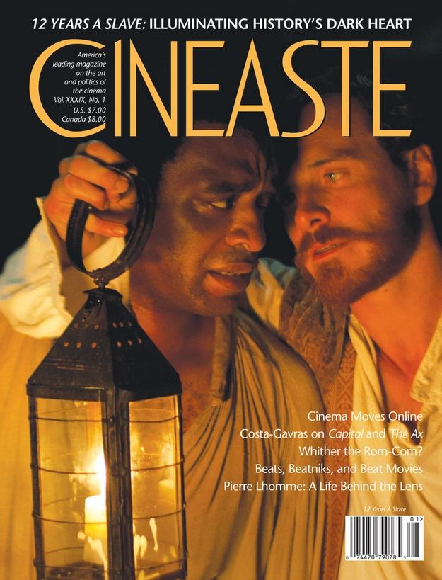 12 Years a Slave - Cineaste