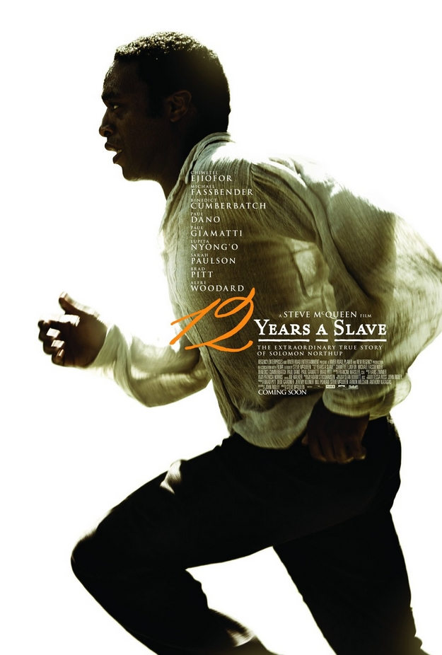 12 Years a Slave - affiche