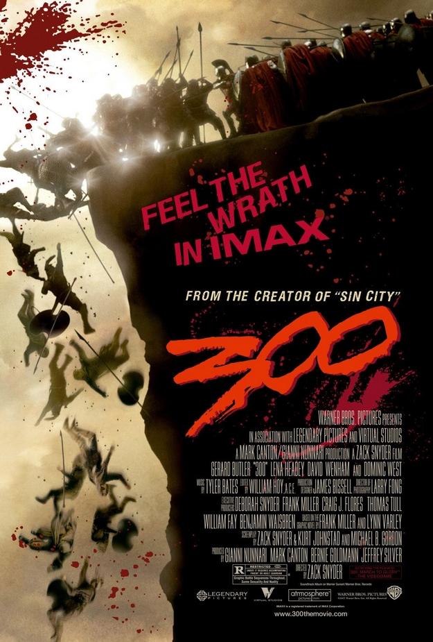 300 - affiche