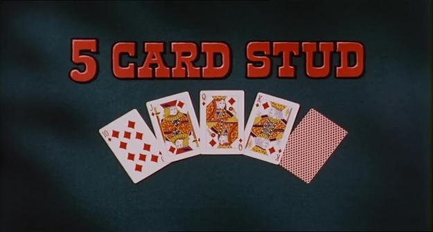 5 cartes à abattre - générique