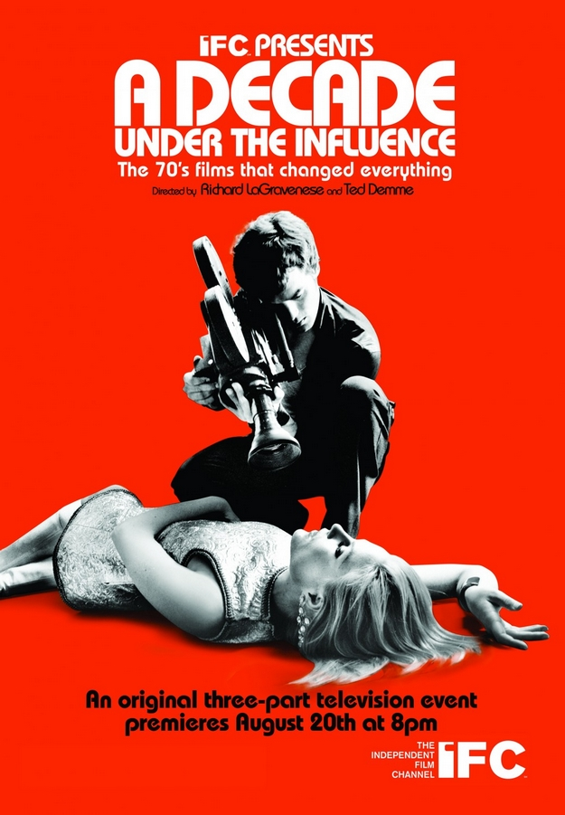 A Decade Under the Influence - affiche