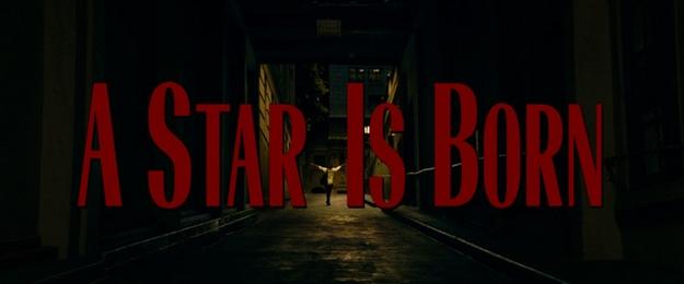 A Star Is Born - générique