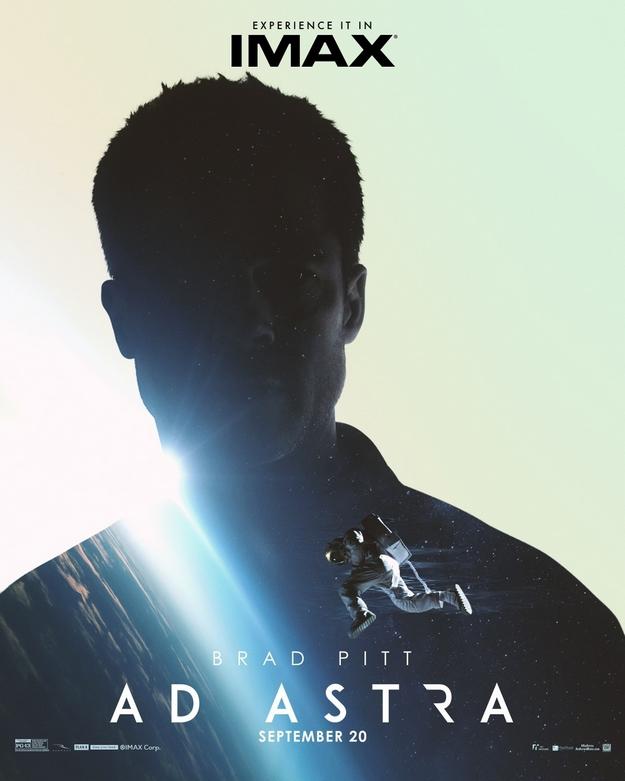 Ad Astra - affiche