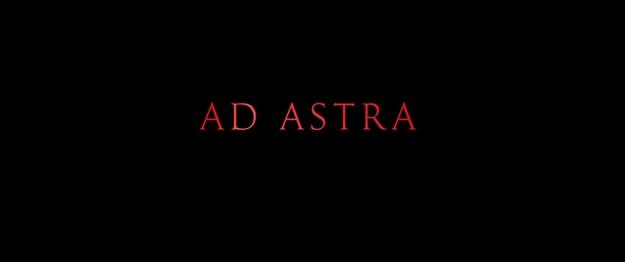 Ad Astra - générique