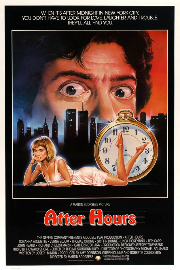 After Hours - affiche