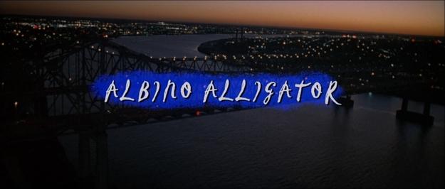 Albino Alligator - générique