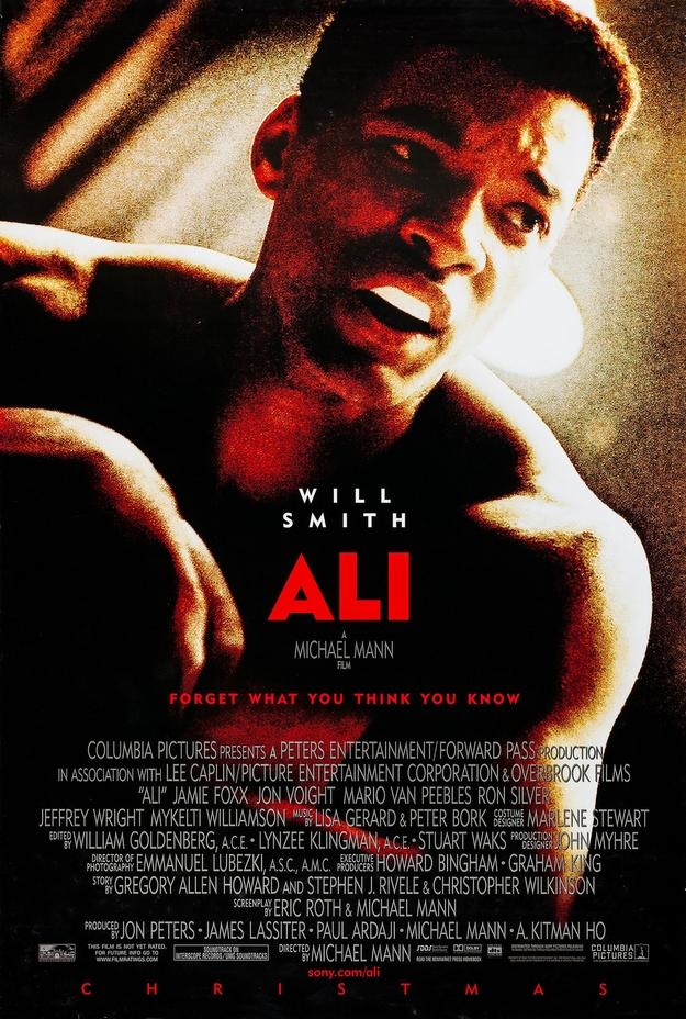 Ali - affiche