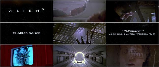 Alien 3 - générique