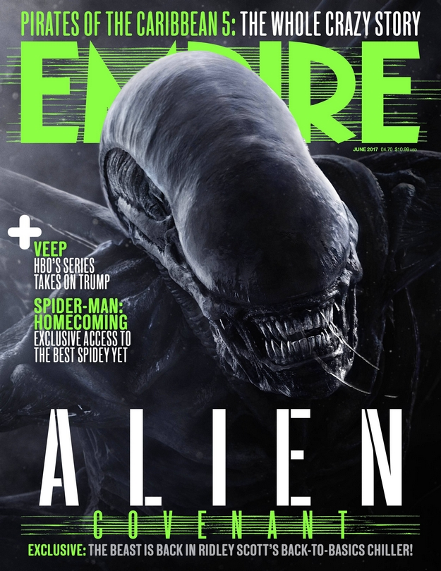 Alien Covenant - Empire
