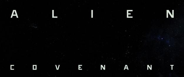Alien Covenant - générique