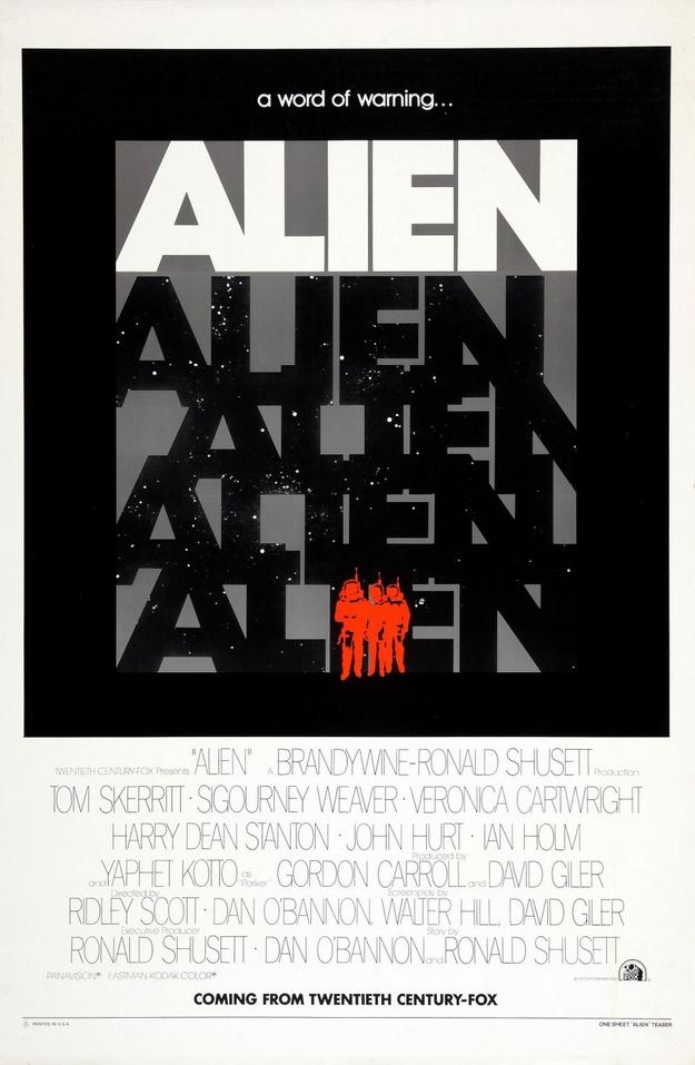 Alien le 8ème passager - affiche