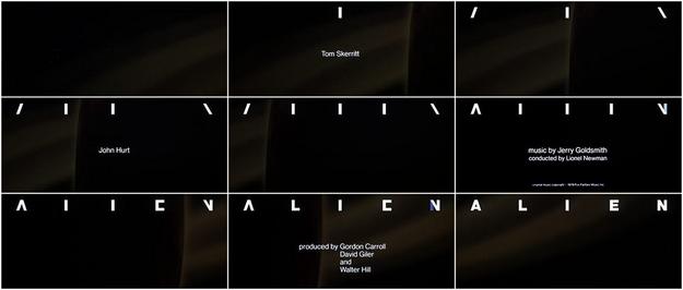 Alien le 8ème passager - générique