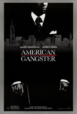 American Gangster - affiche