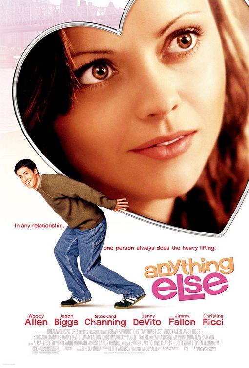 Anything Else - affiche