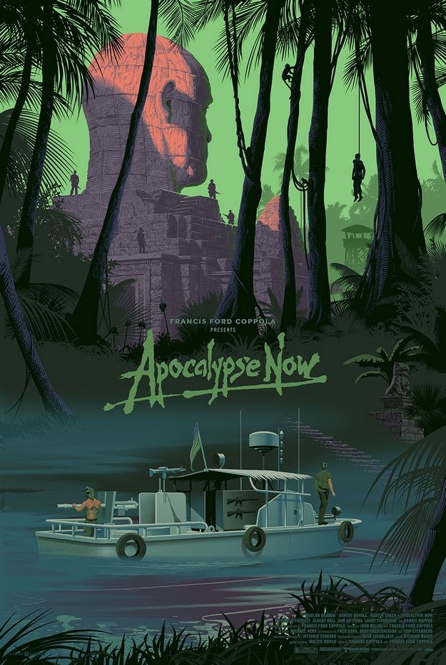 Apocalypse Now - Laurent Durieux