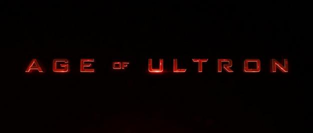 Avengers l'ère d'Ultron - générique