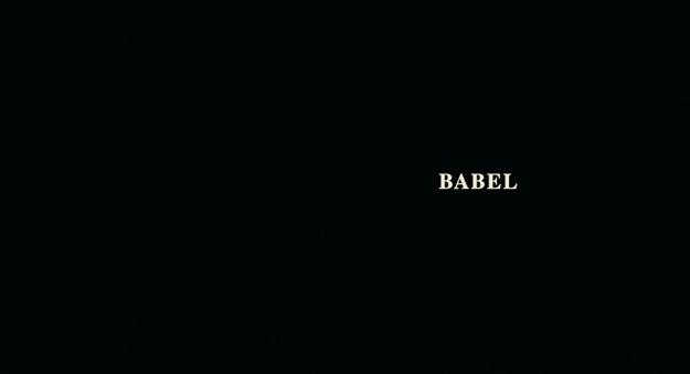 Babel - générique