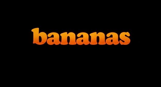 Bananas - générique