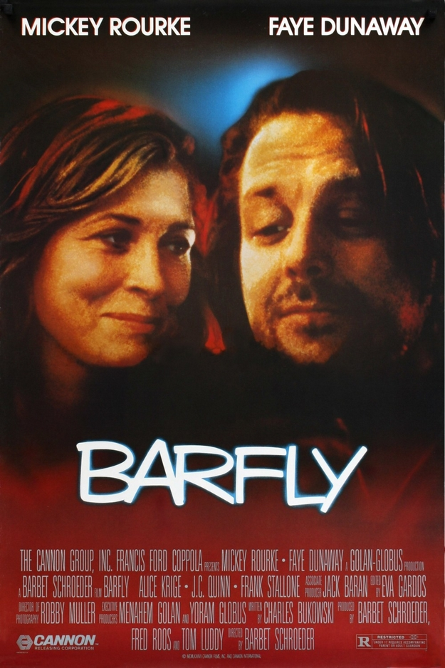 Barfly - affiche