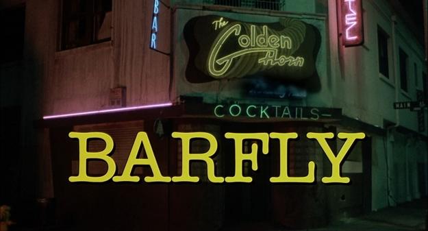 Barfly - générique