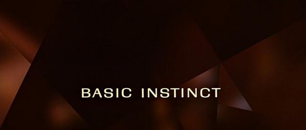 Basic Instinct - générique