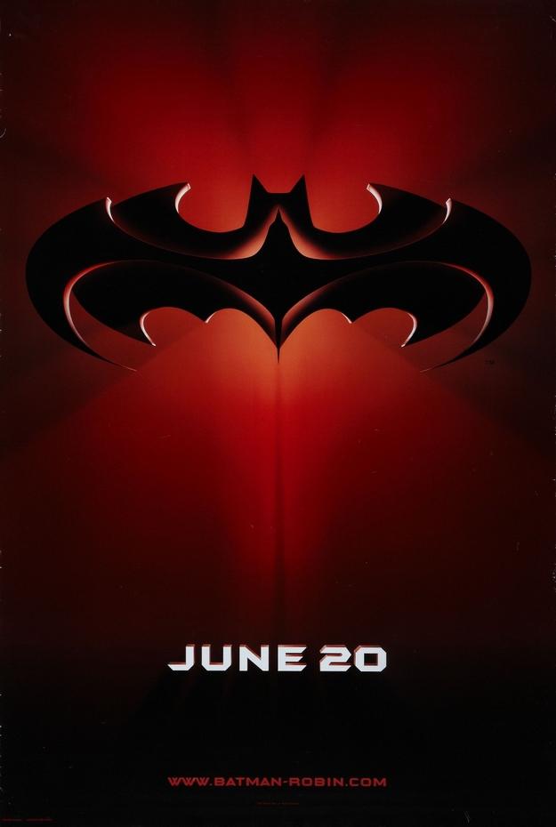 Batman et Robin - affiche