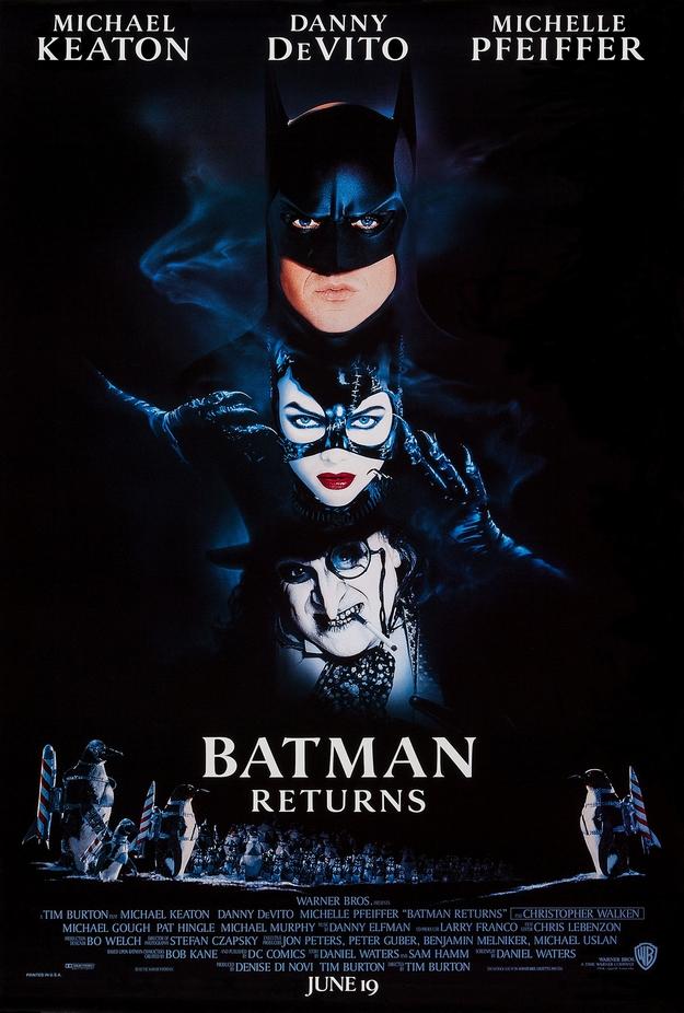 Batman le défi - affiche