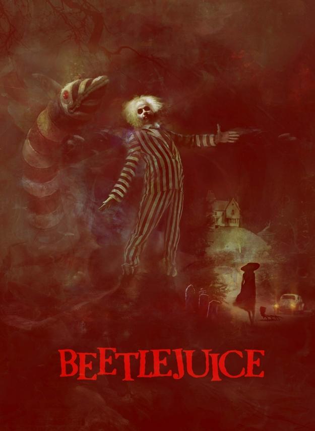 Beetlejuice - Christopher Shy