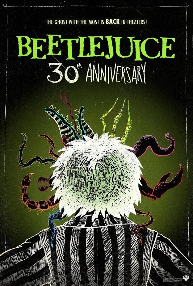 Beetlejuice - affiche