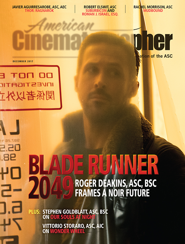 Blade Runner 2049 - American Cinematographer