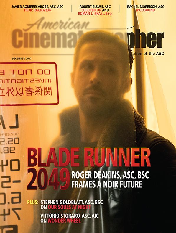 Blade Runner 2049 - American Cinematographer