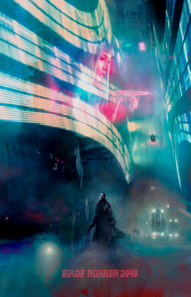 Blade Runner 2049 - Christopher Shy