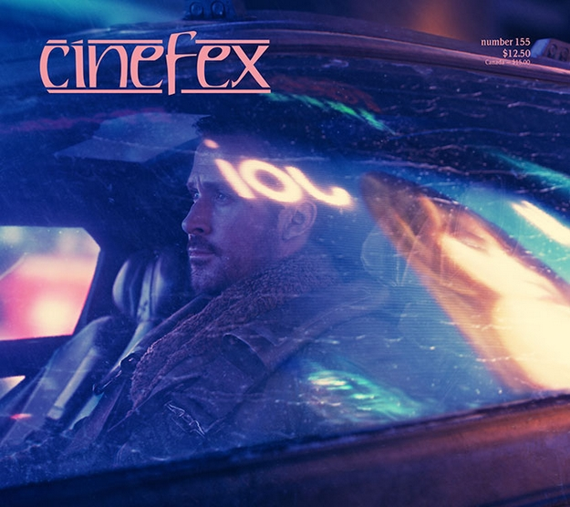 Blade Runner 2049 - Cinefex