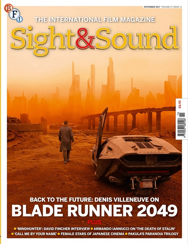 Blade Runner 2049 - Sight and Sound
