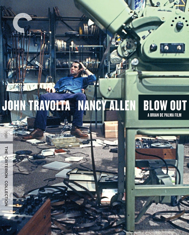 Blow Out - The Criterion Collection