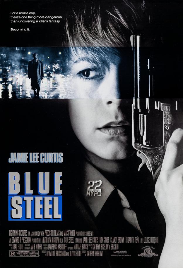 Blue Steel - affiche