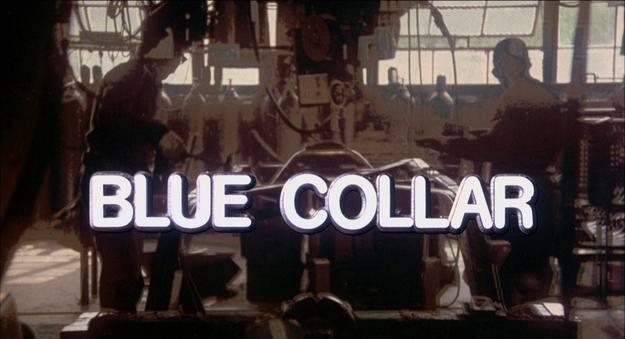 Blue Collar - générique