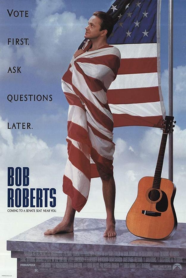 Bob Roberts - affiche