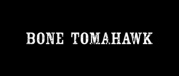 Bone Tomahawk - générique