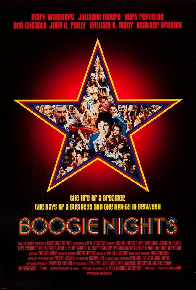 Boogie Nights - affiche