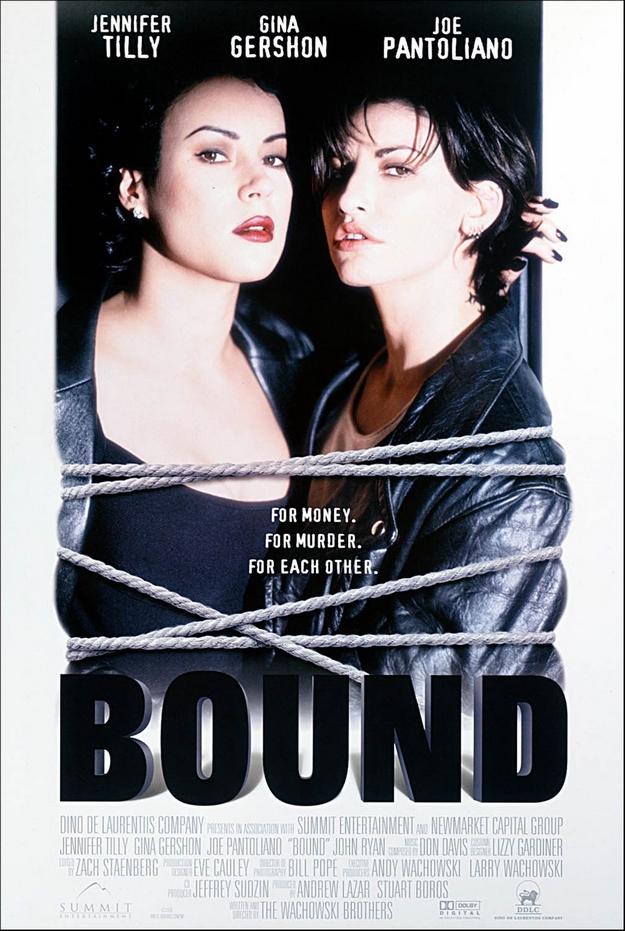 Bound - affiche