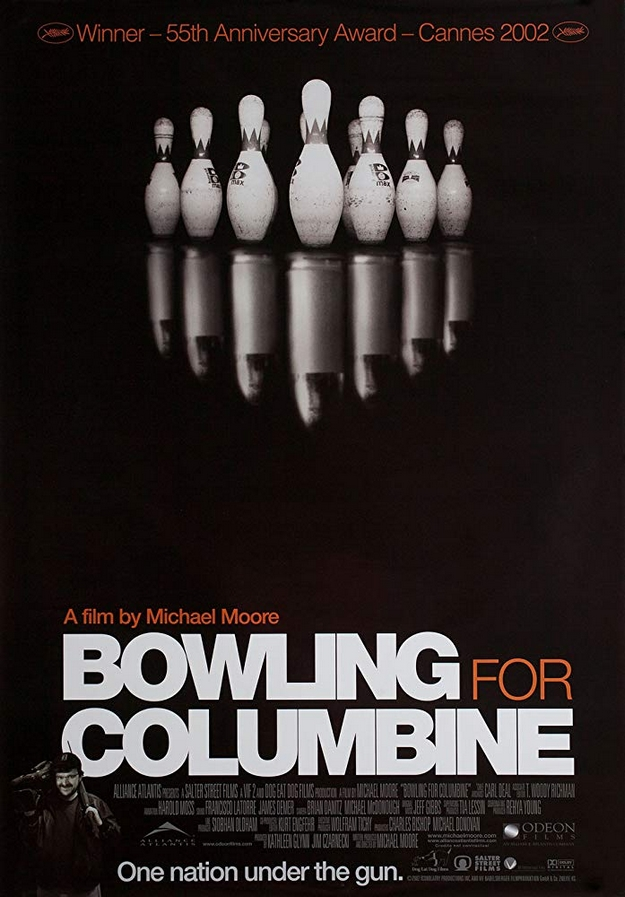 Bowling for Columbine - affiche