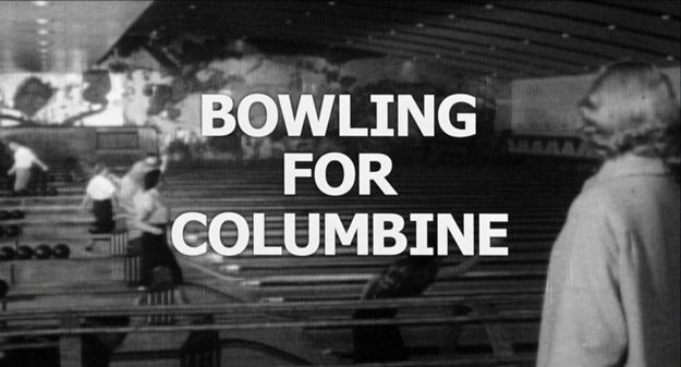 Bowling for Columbine - générique