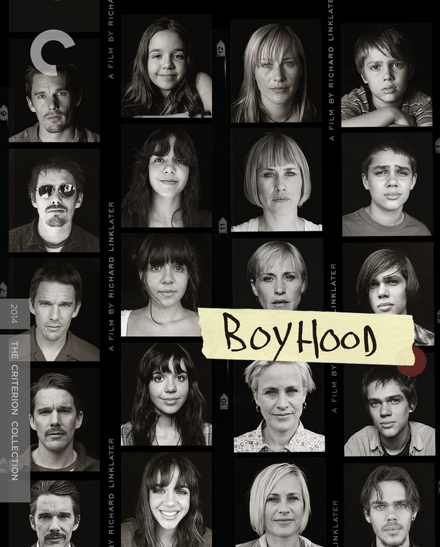 Boyhood - The Criterion Collection