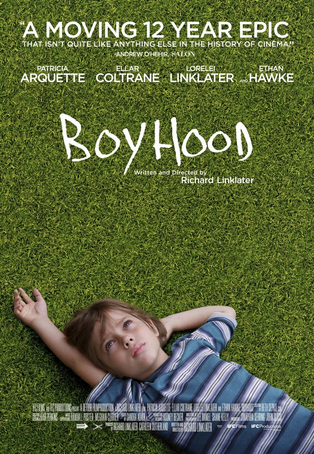 Boyhood - affiche