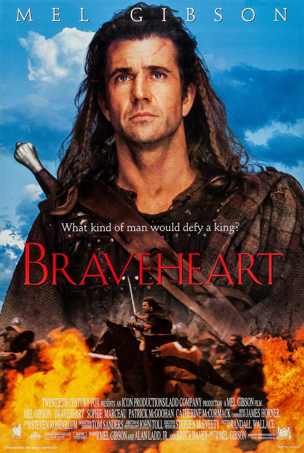 Braveheart - affiche