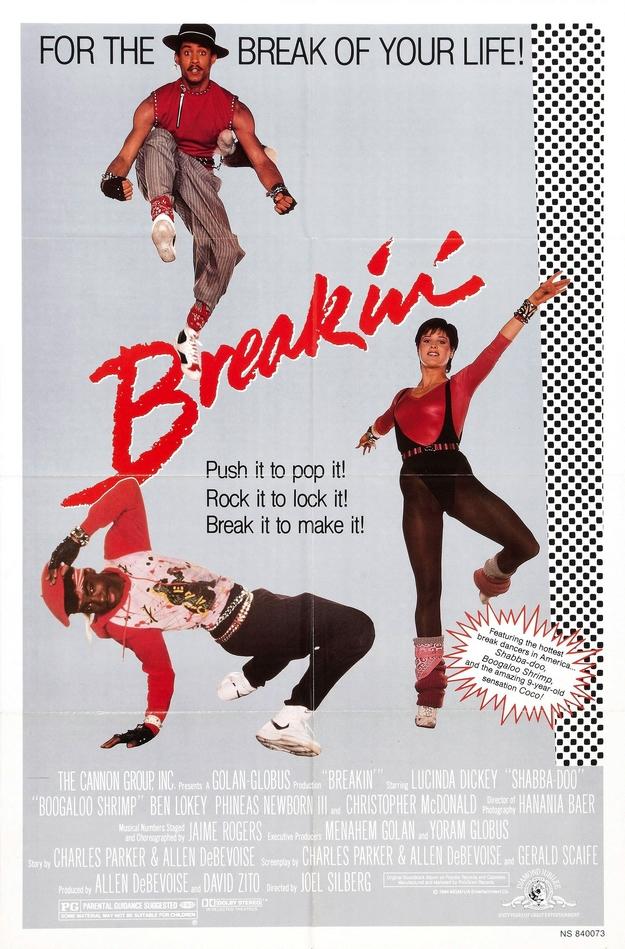 Break Street 84 - affiche